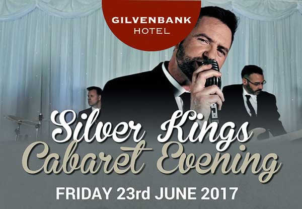 Cabaret Evening Event at the Gilvenbank Hotel