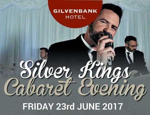 SILVER KINGS CABARET EVENING