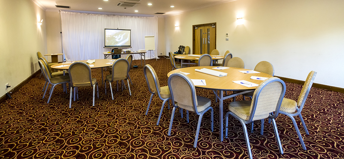 Conference Facilities at the Gilvenbank Hotel