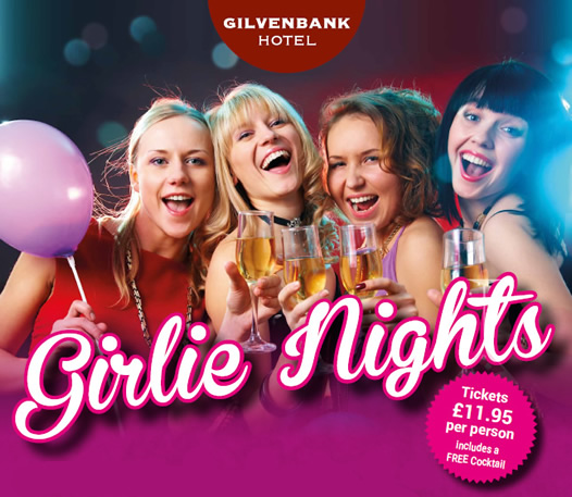 Gilvenbank Girlie Nights