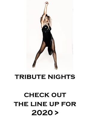 Tribute Night Events at the Gilvenbank Hotel