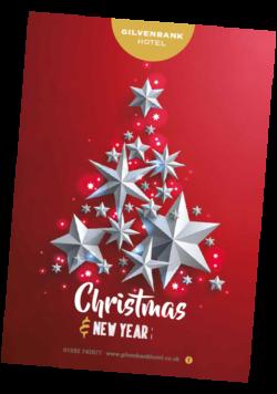 Christmas Brochure for the Gilvenbank Hotel Glenrothes