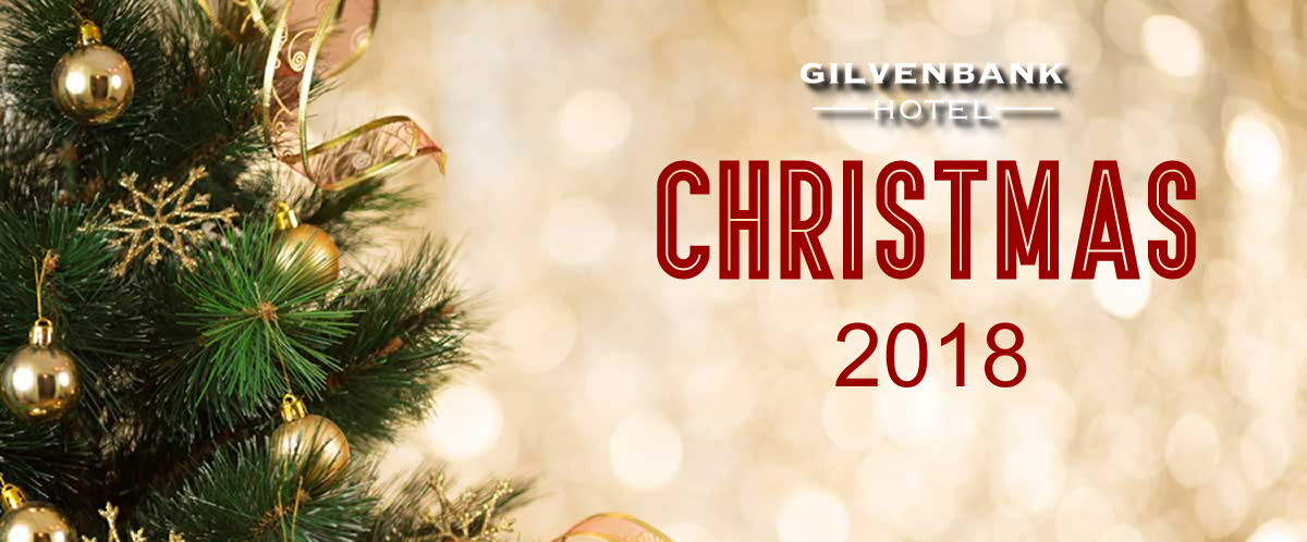 Christmas Party Nights and Hogmanay at the Gilvenbank Hotel Glenrothes