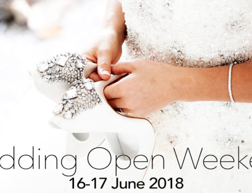 Wedding Open Weekend – 16th-17th June 2018