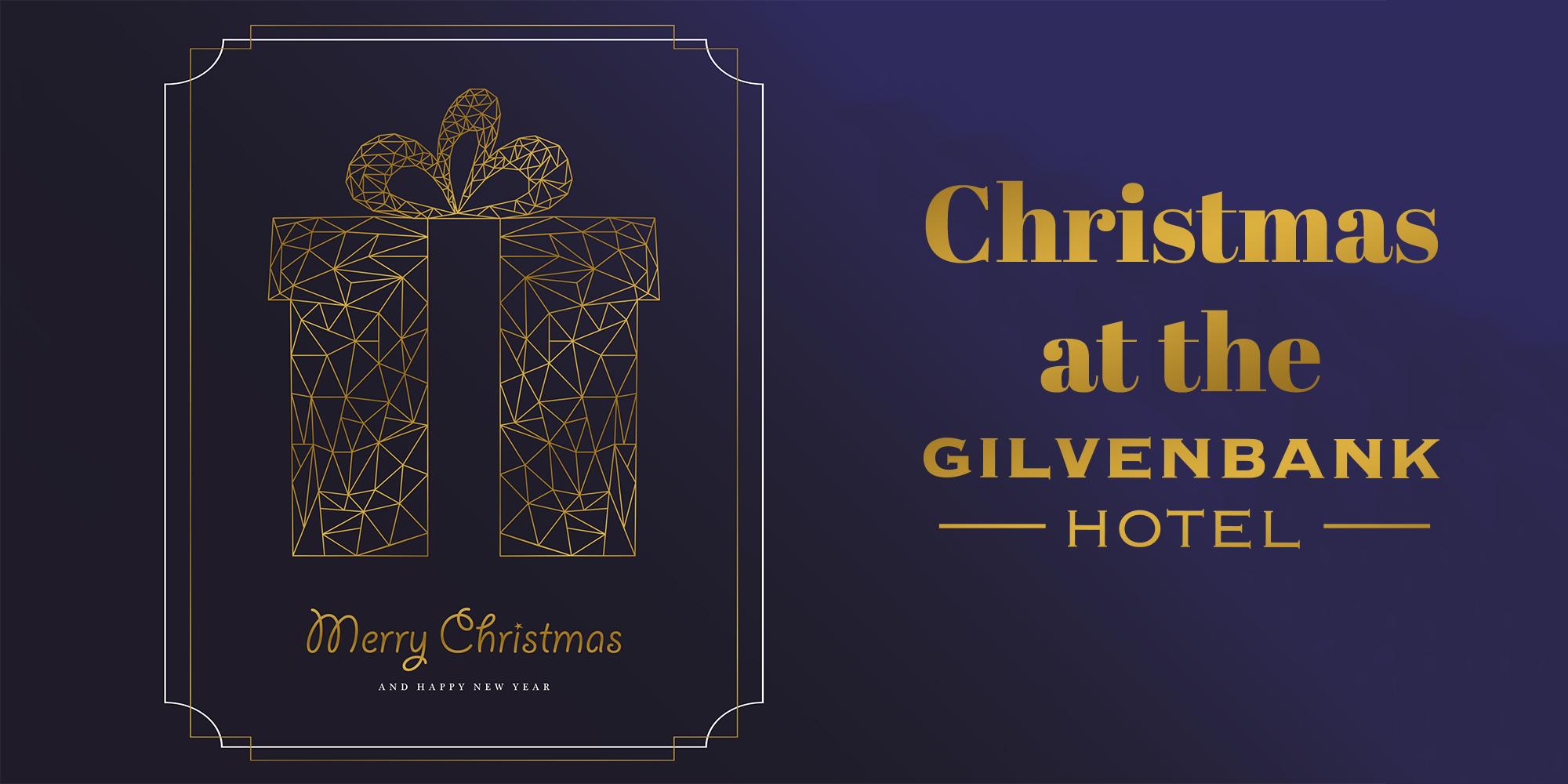 Christmas Party Nights and Hogmanay at the Gilvenbank Hotel Glenrothes