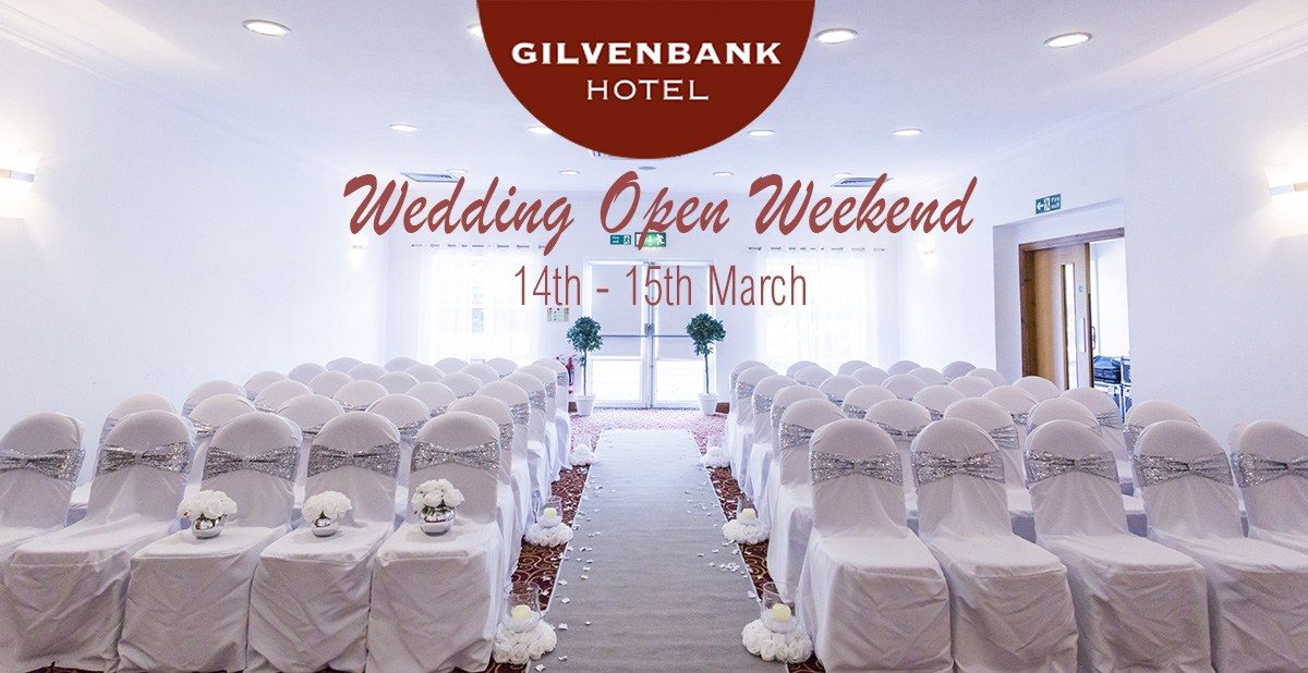 Wedding Open Weekend Fife